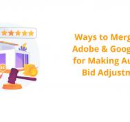 Google ads bid adjustment